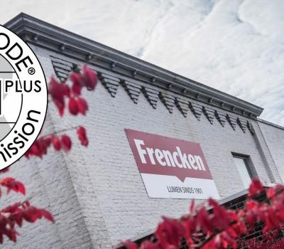 Frencken parketlijmen met het EC1 PLUS keurmerk