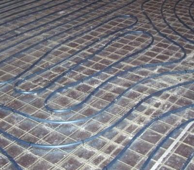Heeft vloerverwarming / -koeling invloed op parket?