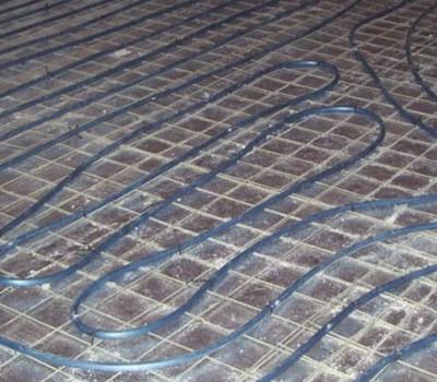 Invloed vloerverwarming en/of vloerkoeling op parket