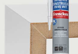 Frencken introduceert CONSTRUCOL® HV45 wit